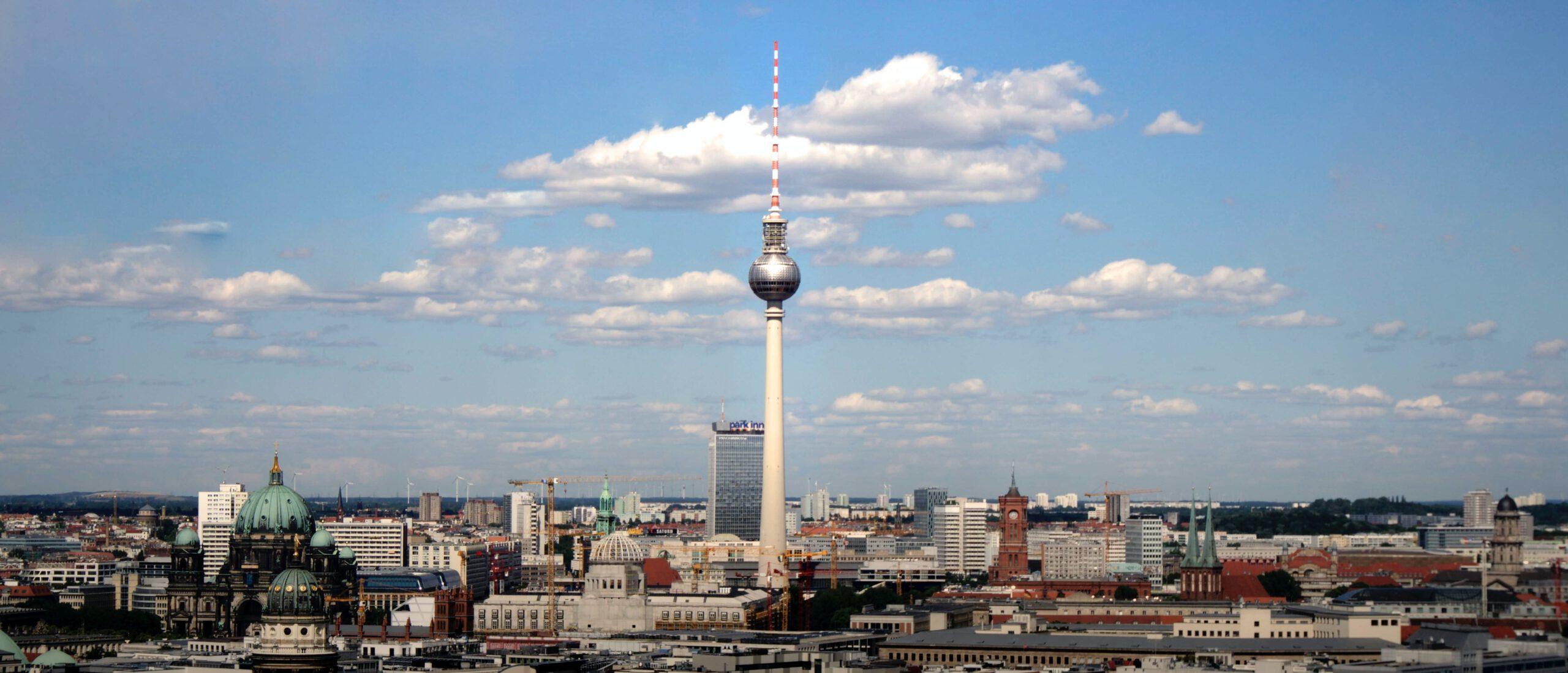 Über uns - Einsatzgebiete Berlin | GSD Dienstleistung